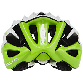 Kask Mojito16 Cykelhjälm grön/vit